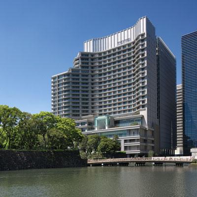 Hotel Grand Palace Tokyo Japan